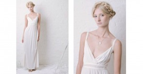 Outsider fashion shoot. Matt Porcelain Jewellery; Lok Ming Fung, 2013. Photo: Jeff Boudreau