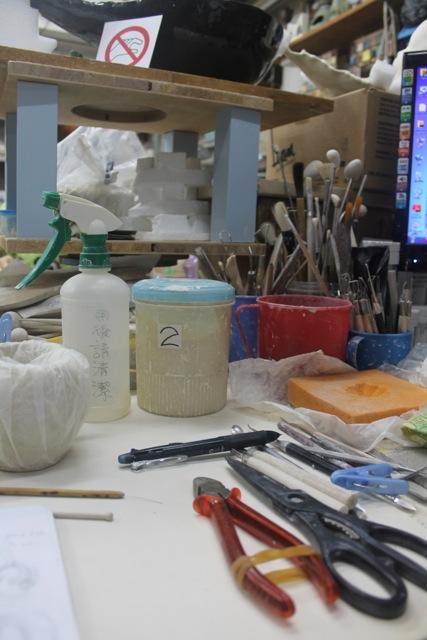 Johnson Tsang's tools