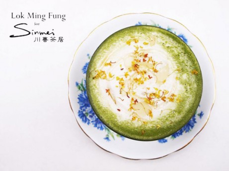 The famous Matcha Soul drink